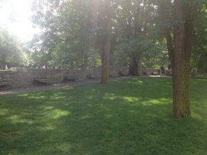 Salem Witch Trial Memorial