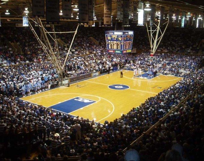 Cameron Indoor Stadium Seating Capacity Www
