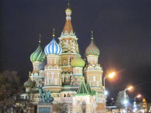 St. Basil's Cathedral (Red Square, Moscow, Russia)